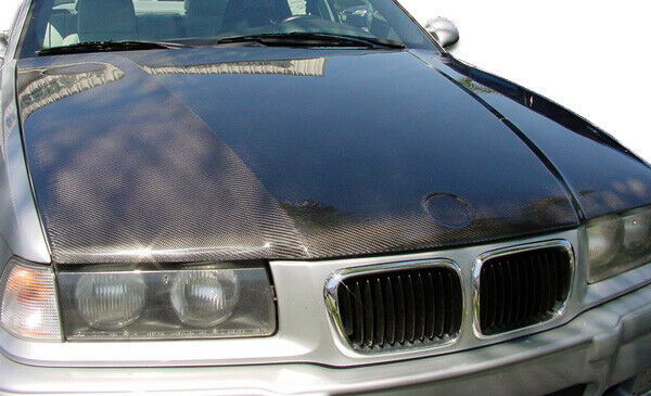 Carbon Creations OEM Hood for 1992 1998 3 Series M3 E36 2DR Convertible $870.00