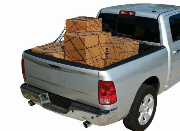Cargo Net Bed Tie Down Hooks for Toyota Tacoma Mid Size Long Bed 60