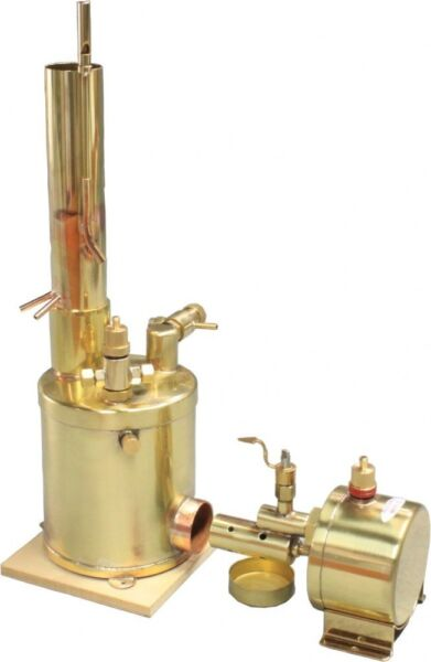 SAITO Steam Boilers for Model Ship BT 1L vertical type New from Japan $682.00