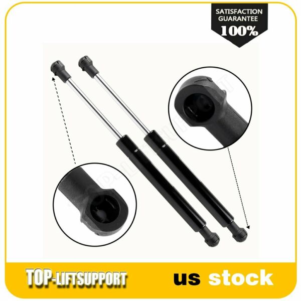 Qty 2 Trunk Lift Supports Struts Shocks Gas spring For INFINITI G37 2007 2013 $14.49