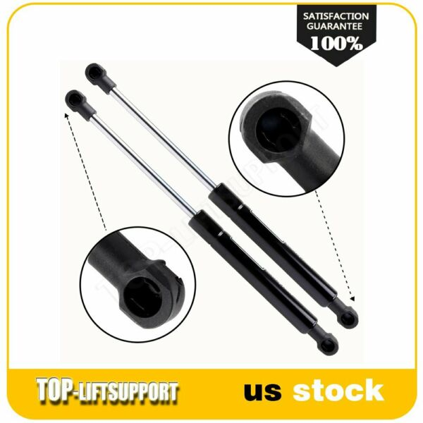 Qty 2 Trunk Lift Supports For Chrysler 300 Dodge Charger Stratus W Spoiler $14.29