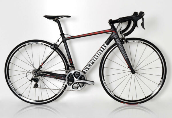 STRADALLI R7 CARBON ROAD BIKE BICYCLE 56CM SHIMANO DURA ACE 9000 11 SPEED LIGHT