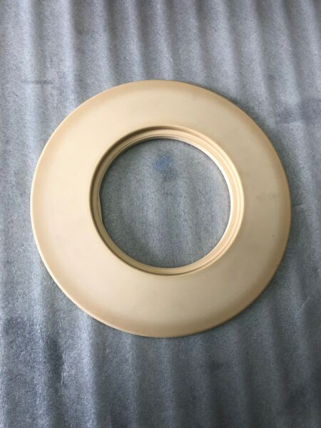 Applied Materials 0200-01809 SINGLE RING CERAMIC 200MM NOTCH (.500 AMAT