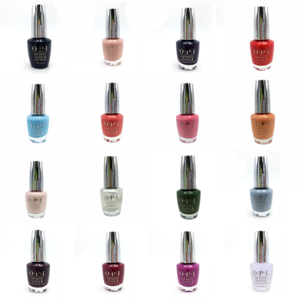 OPI Nail Polish Color INFINITE SHINE your choice IS L01 to IS L60 .5oz15mL