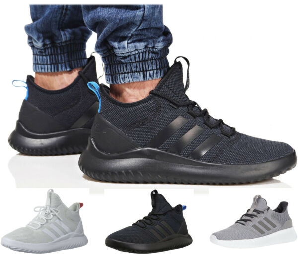 Adidas CloudFoam Ultimate Basketball Sneakers Mens Running Shoes CF Ultimate NEW