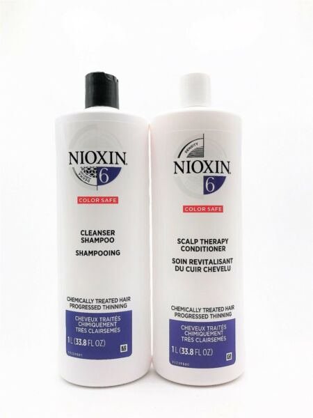 NIOXIN System 6 Liter DUO (New packaging)