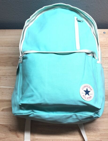 Converse Originals X Canvas Original Backpack Teal Green One Size   NEW!!!