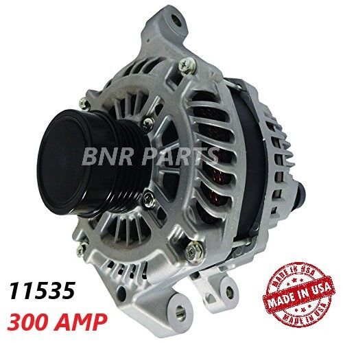 300 AMP 11535 Alternator Ford Transit Connect New HIGH OUTPUT Performance HD USA $419.75