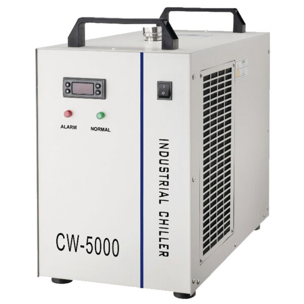 220V 50HZ CW-5000AG Industrial Water Chiller for One 80W100W CO2 Laser Tube