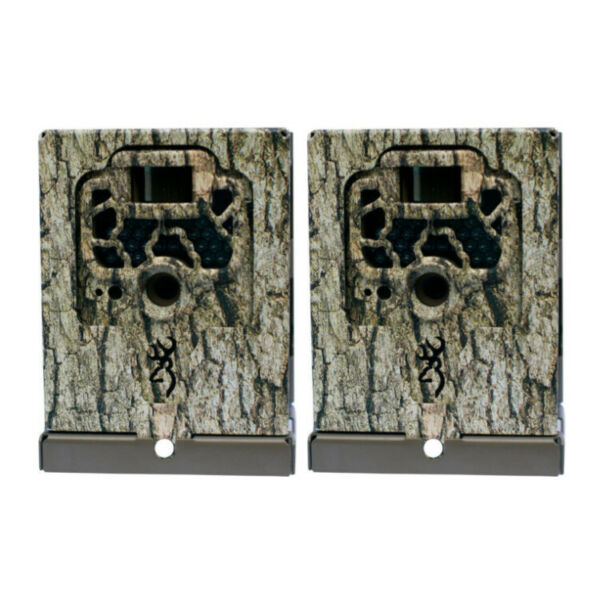 Browning Trail Cameras Locking Security Box for Game Cameras 2 Pack  BTC-SB