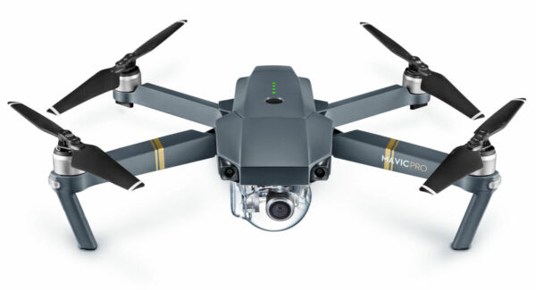 DJI Mavic Pro 4K Video Quadcopter Drone