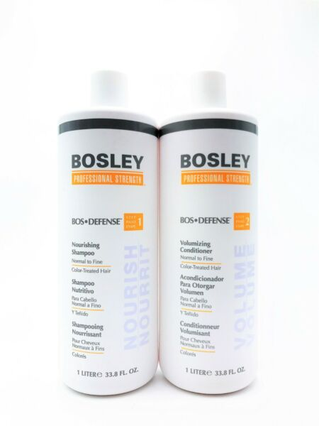 BOSLEY BOS-DEFENSE DUO (Color-Treated) Liter
