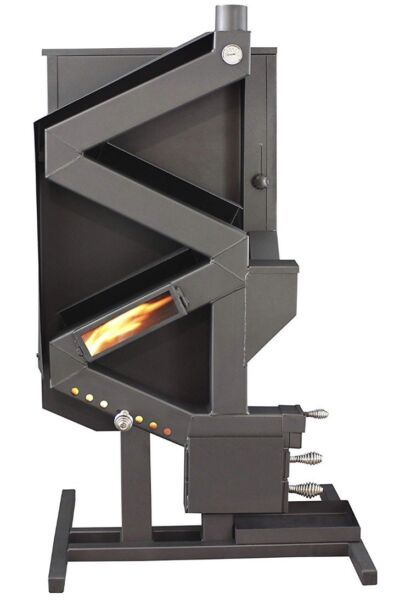 US Stove GW1949 Non Electric Gravity Fed Pellet Stove $1700.00