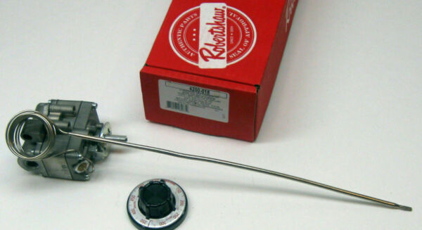 Robertshaw 4200 018 Commercial Cooking Gas Thermostat 4200 Series $182.94