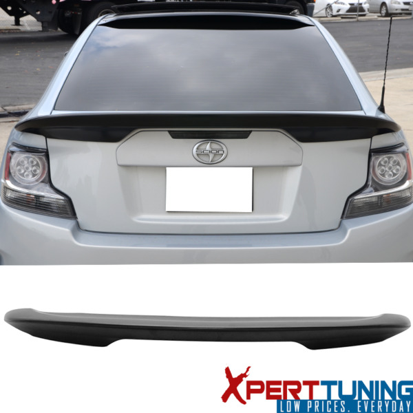 Fits 11 16 Scion tC OE Factory Trunk Spoiler Wing ABS $51.29
