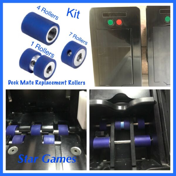 Deck Mate Replacement Roller Kit