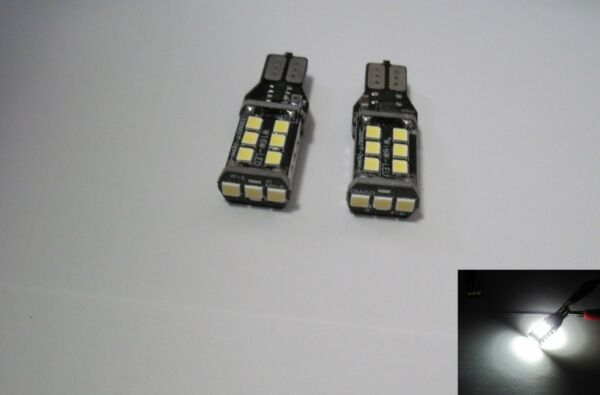 4 x  T15 921 920 Samsung  15W  3030 SMD High power LED SMD 194  Cool White