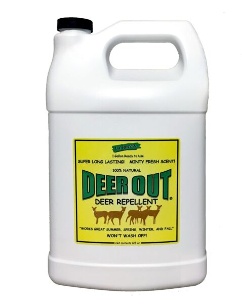 Deer Out 1 Gallon Ready to Use Deer Repellent $36.99