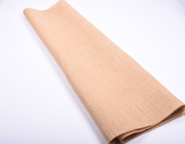 Natural 12 oz Burlap By The Yard 82 inch Wide