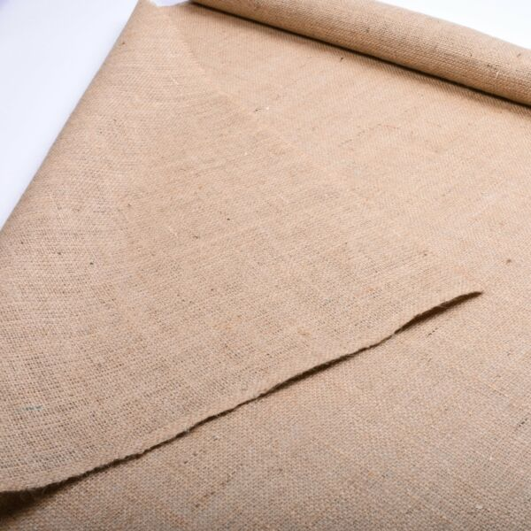 Natural 10 oz Burlap By The Yard 60 Inches Wide