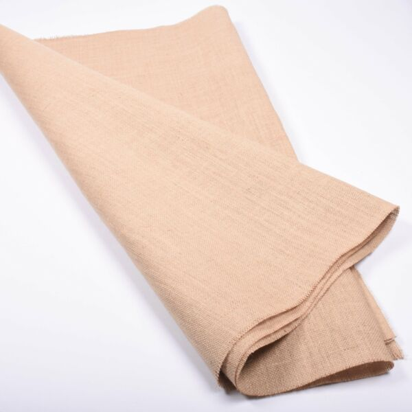 Natural 12 oz Burlap By The Yard 82 Inches Wide