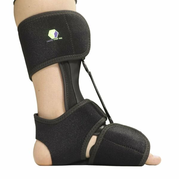 Premium Plantar Fasciitis Comfort Dorsal Night Splint By MARS Wellness