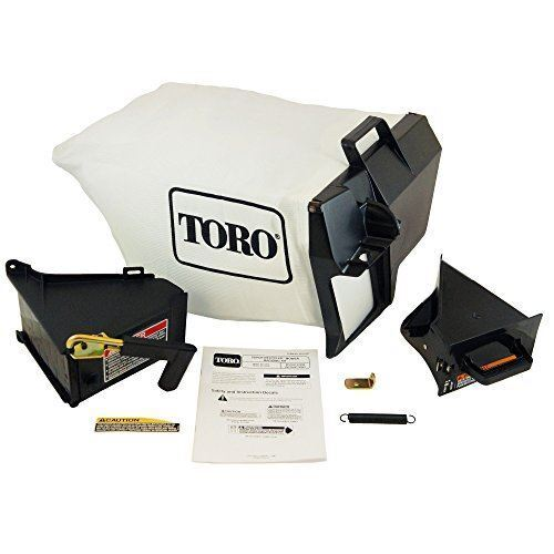 GENUINE OEM Toro 21quot; STEEL FRAME AND Bag Kit PART # 59195