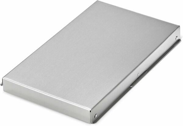 AdirOffice Aluminum Snap Down Form Holder Clipboard Office Supply Storage 6 x 10 $20.00