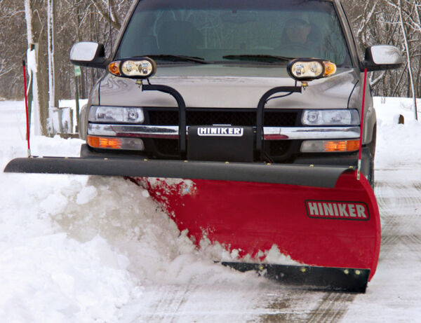 Best Commercial conventional snow plow 7.5' Fits ALL:GM CHEVY 2 year wty 2753