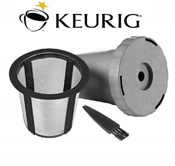 My K Cup Reusable Filter Housing Brush for Keurig Coffee K Cups