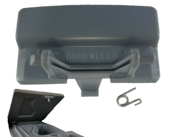 Ford F-150 Lid Latch for center console armrest..Gray.. 2011,12,13,14,15,16-2018