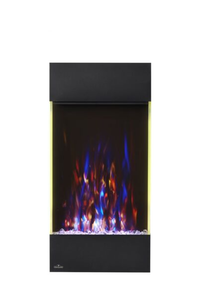 Napoleon Allure Series Vertical Wall MountBuilt-In Electric Fireplace 16