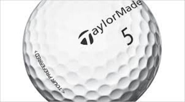 50 AAA+ Taylormade Tour Preferred Used Golf Balls Free Shipping