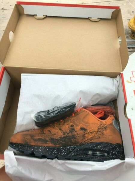 Nike Air Max 90 QS Mars Landing New Size 7.5 9 9.5 10 10.5 11 12 13 CD0920-600