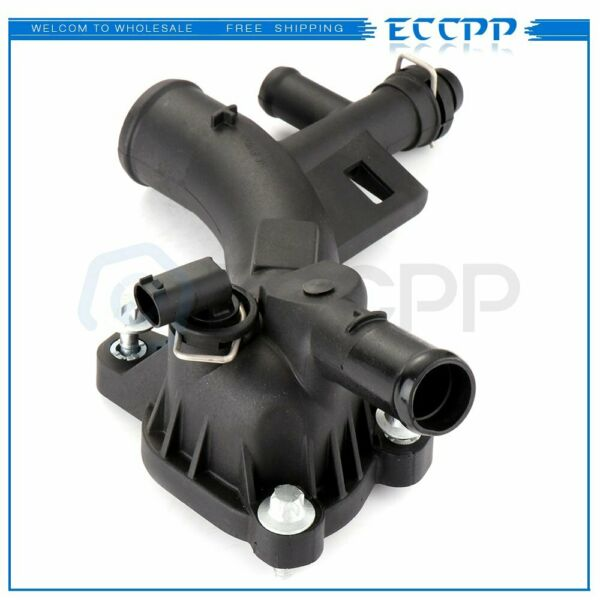 Thermostat Housing For Chevy Sonic Cruze 1.4L 1.8L 2011 2012 2013 2014 2015