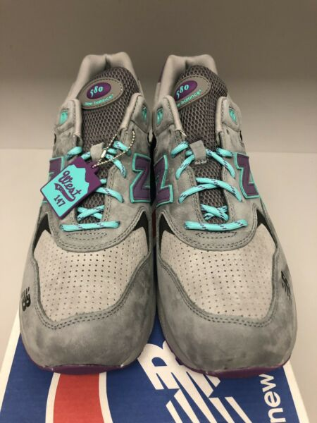 NEW BALANCE 580 X WEST NYC ALPINE GUIDE SIZE 12 DS 2012 RELEASE