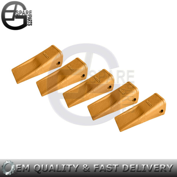 5 Bucket Teeth 1U3352 for Caterpillar 320B321D LCR322323D L324D325330E240 $150.00