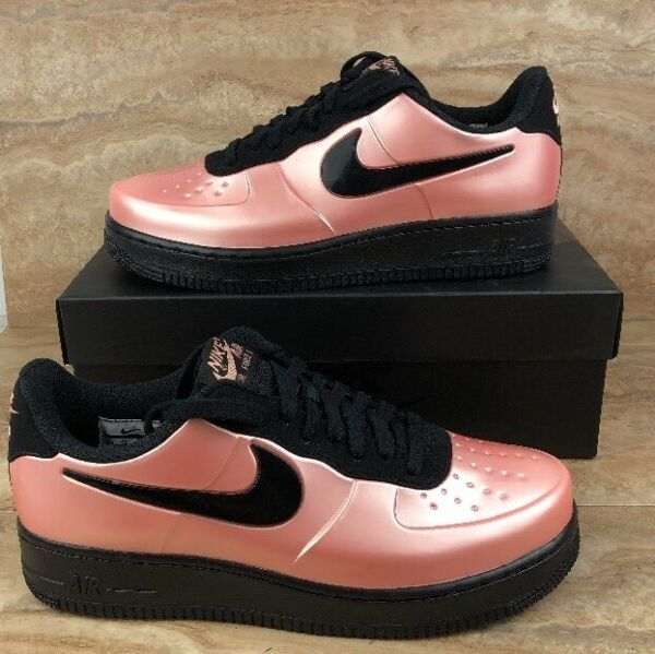 Nike Air Force 1 FoamPosite Pro Cup Coral Stardust Black Shoes