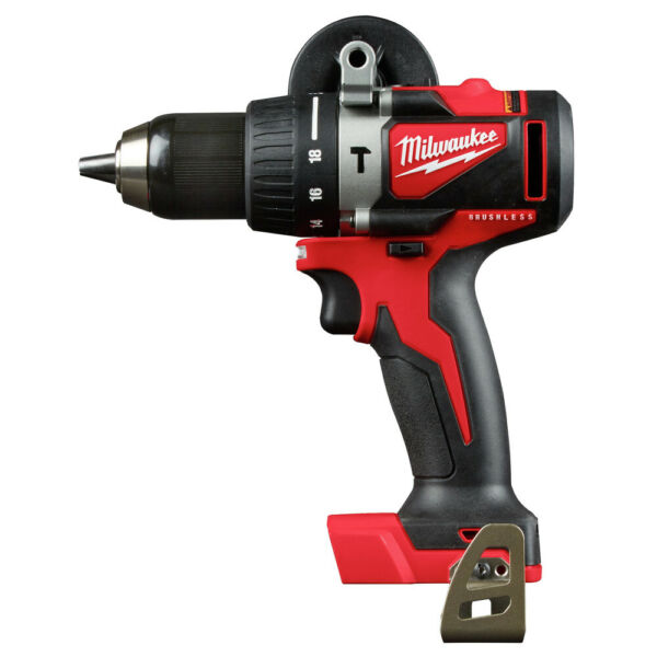 Milwaukee 2902-80 M18 Brushless 12 in. Hammer Drill (Tool Only) Recon