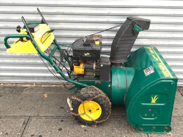 Yard-Man 31AE993I401 13 HP 33-Inch Two Stage Snow Thrower Blower Electric Start