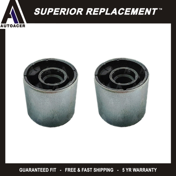 NEW Front Lower Control Arm Rear Bushing Pair Set for 01-05 BMW 325XI 330XI