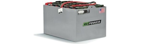 24-85-13 Repower Reconditioned Electric Forklift Battery 48v 38