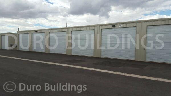 Duro Steel RV BOAT Self Storage 50x200x16 Metal Buildings Prefab Rentals DiRECT