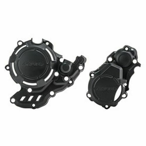 Husqvarna FE 250 350 2017–2020 Acerbis X Power Ignition Clutch Cover Kit Black