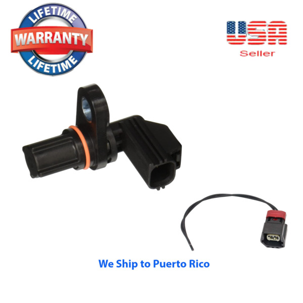 ABS Wheel Speed Sensor Rear in Differential W connector Fit: Ram 3500 4500 5500 $14.99