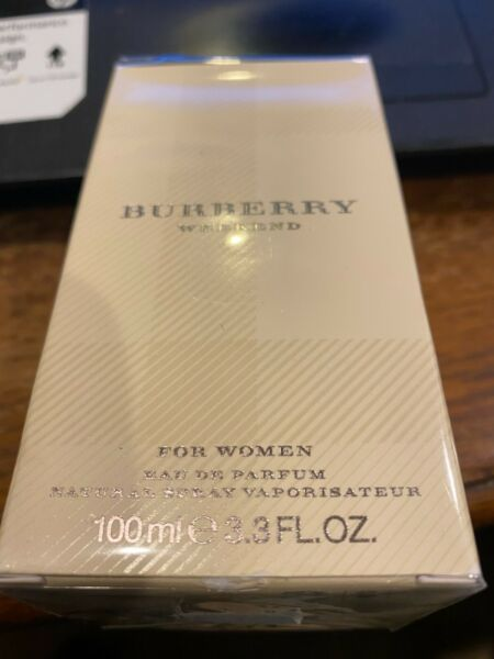 Burberry Weekend * Perfume for Women * 3.3 3.4 * edp * NEW IN BOX $24.99