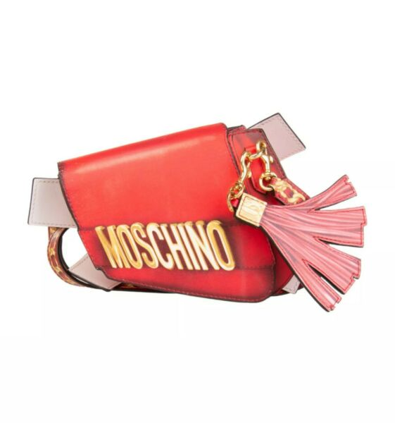Paper Doll Moschino Red Bag read 1250$ $275.00