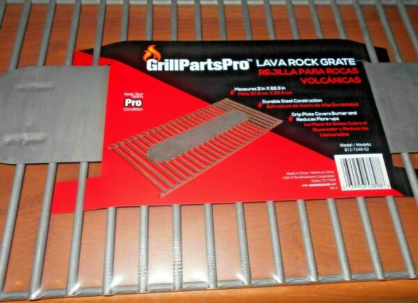 Lava Rocks Gas Grill Rock GRATE for Stones Grilling Barbecue Outdoor 22