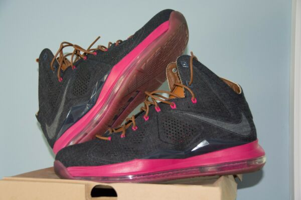 NEW DS Nike Air Lebron X 10 EXT Denim size 12