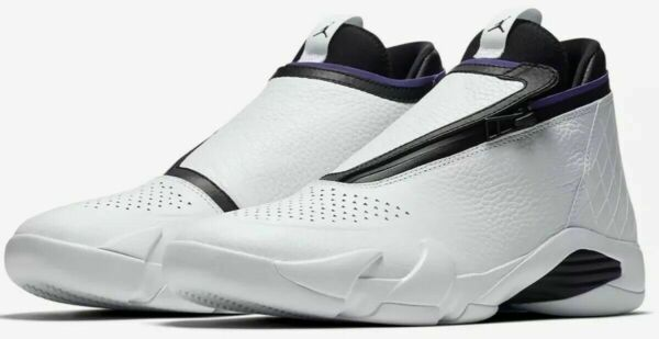 Nike Jordan Jumpman Z White Dark Concord Men Basketball Shoes Sneaker AQ9119-100